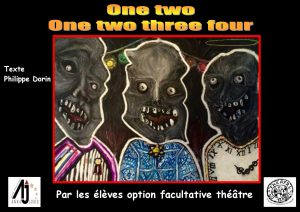 affiche one two